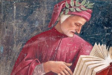 Portrait of Dante by Luca Signorelli at Orvieto Cathedral