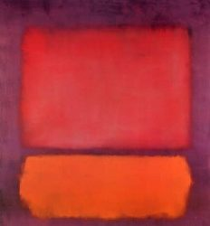 Untitled 1962 M Rothko